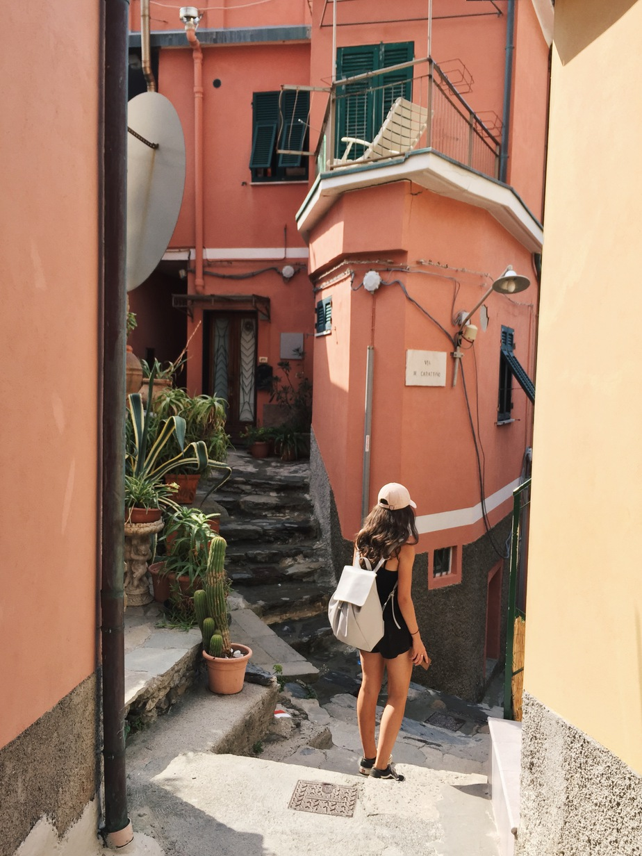 Cinque Terre Photo Diary 2016 | StolenInspiration.com | New Zealand & London Fashion Blog