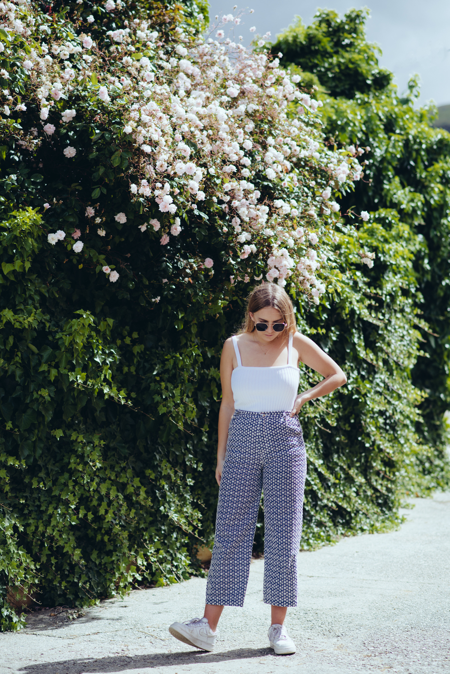 Shevoke Ahlem Sunglasses, Glassons Singlet, RUBY Jeans | Stolen Inspiration | New Zealand Fashion Blog