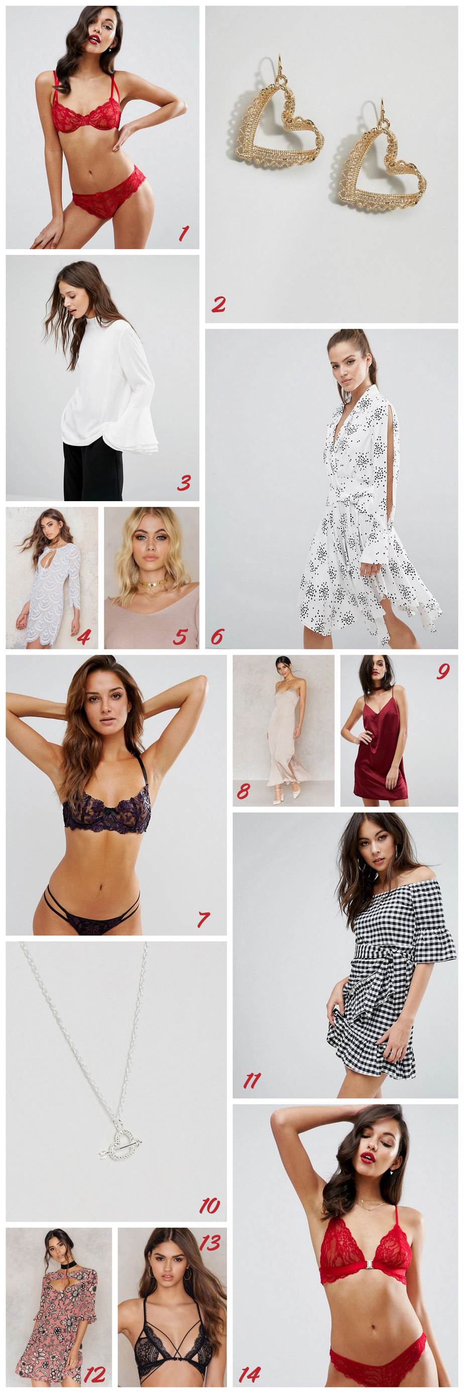 Valentines Day Picks | Stolen Inspiration | NZ Fashion Blog