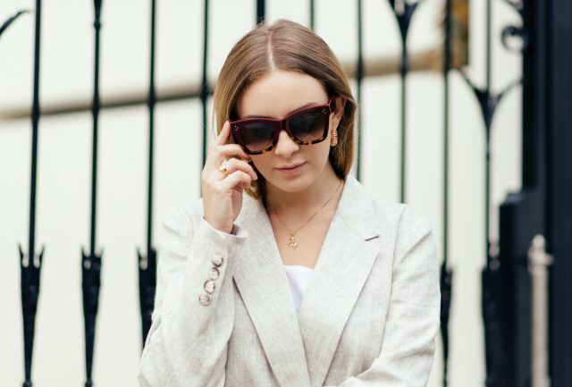 Celine Katherine Sunglasses | Reformation Blazer | Stoleninspiration.com | NZ Fashion Blogger