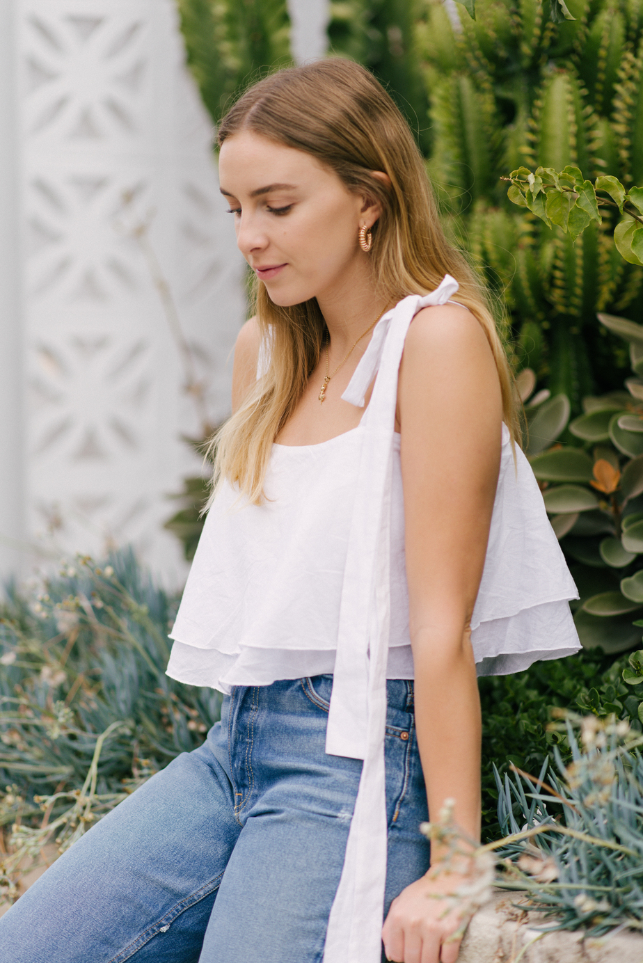 GRLFRND Denim Helena | Revolve | StolenInspiration.com | NZ Australian Fashion Blogger